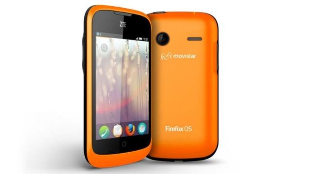 Mozilla prezanton telefonët e parë me sistemin operativ Firefox