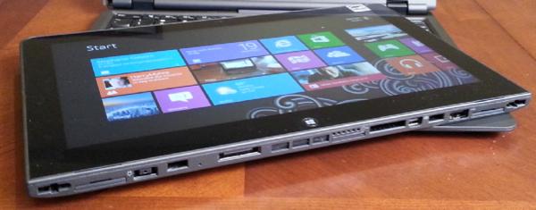 10 avantazhet e tabletëve Windows 8 mbi konkurrentët