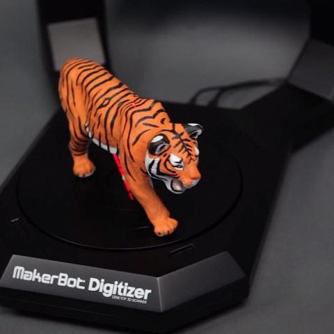 Skaneri MakerBot Digitizer vetëm për 1400 $