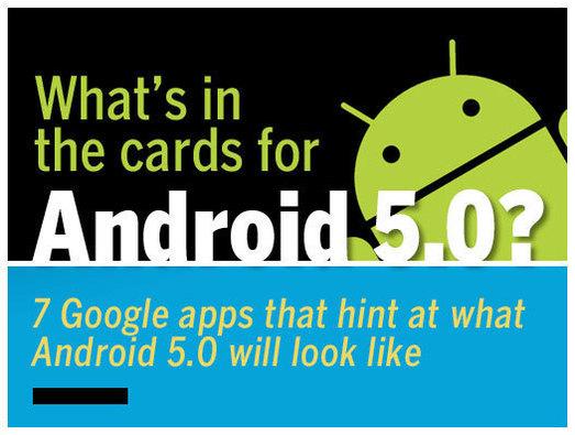 Çfarë mund të presim nga Android 5.0