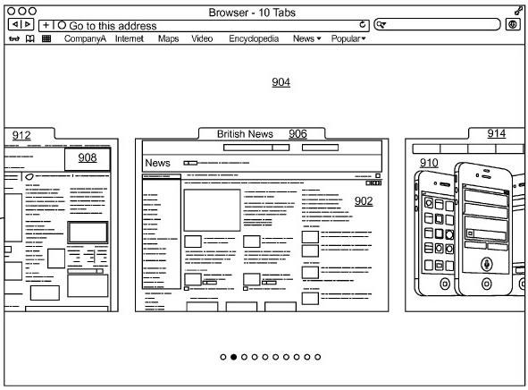 Apple prezanton një mënyrë praktike për organizimin e uebfaqeve