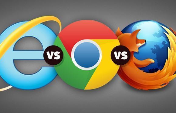 Chrome dhe Firefox kalojnë më mirë se IE në testet e besueshmërisë