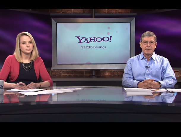 Marissa Mayer nga Yahoo: Kërkimi është larg nga përfundimi