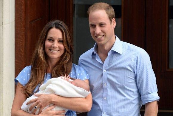 Lajmi i lindjes së trashëgimtarit mbretëror anglez bëhet shkak sulmesh kibernetike