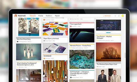 Yahoo blen uebin shoqëror RockmeIt, por ndalon aplikacionet e tij
