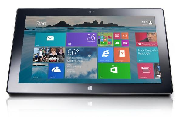 Rritet përqindja e tregut të tabletëve me Windows, Surface ende në vështirësi