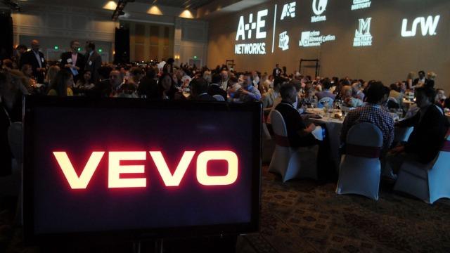 Vevo do të jetë pjesë e Apple TV dhe Smart TV të Samsung-ut