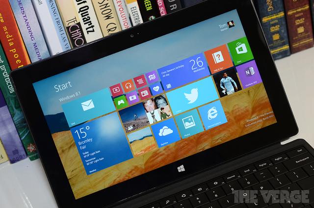 Windows 8.1 gati për lançimin e datës 17 tetor
