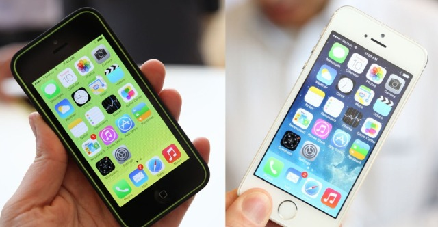 iPhone 5S vs. iPhone 5C: Cilin të blini?