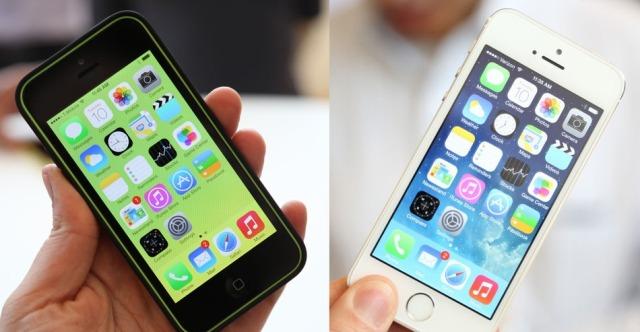 iPhone 5S vs. iPhone 5C: Cilin të blini?