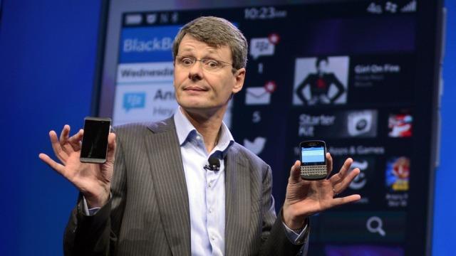 BlackBerry pranon të shitet për 4.7 miliardë $
