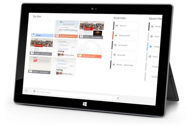 Mozilla: Na ndihmoni të testojmë Firefox-in për Windows 8