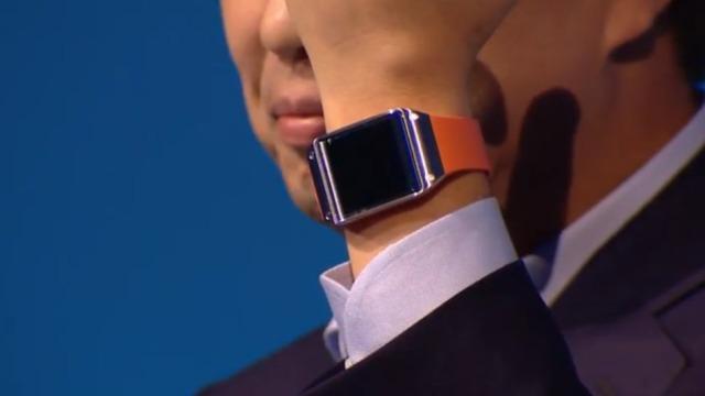 Ndoshta një tjetër orë inteligjente nga Samsung vitin tjetër
