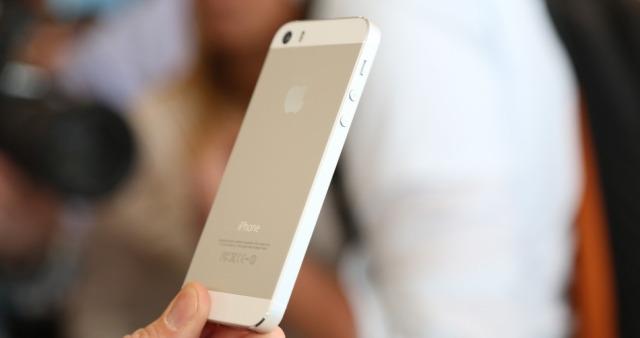 Mbarohen të gjitha iPhone 5S me ngjyrë floriri për këtë muaj për blerje nga interneti