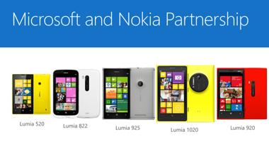 Shifrat përtej blerjes së Nokia-s nga Microsoft-i
