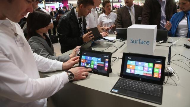 Microsoft dërgon ftesat për eventin e Surface 2