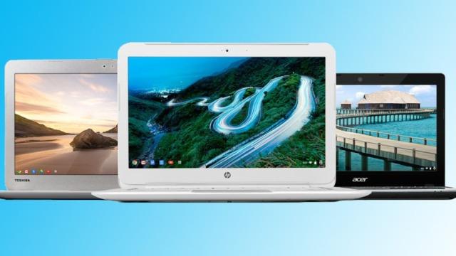 Google dhe Intel zbulojnë Chromebook-ët e rinj