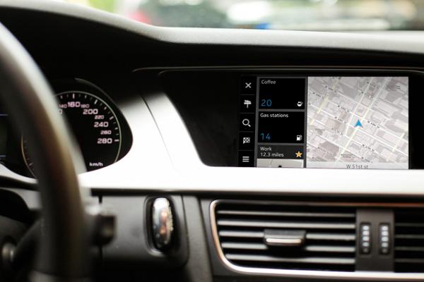 Nokia paraqet sistemin HERE Auto që lidh veturën tuaj me cloud