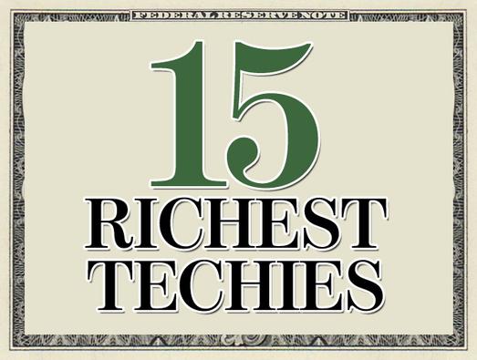 15 personat më të pasur në botën e teknologjisë