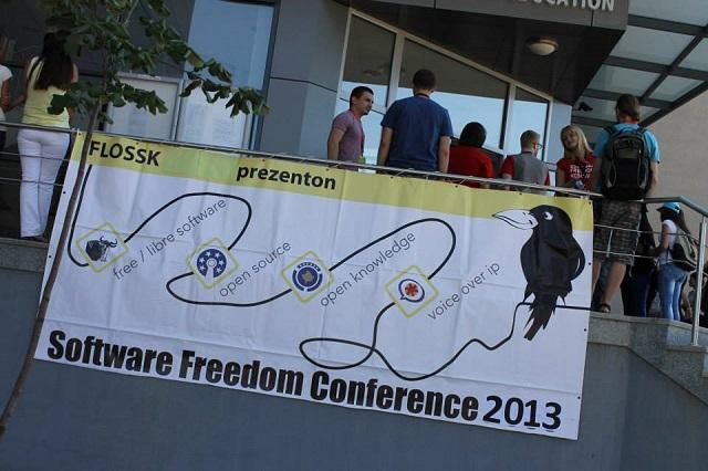 Hapet konferenca Software Freedom Kosova 2013