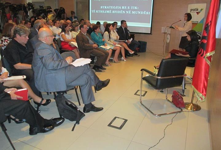 Problematikat aktuale dhe sfidat e sektorit të TIK-ut në Shqipëri