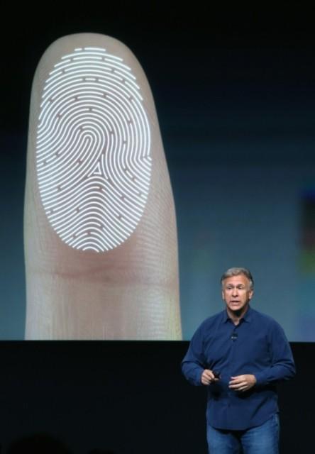 Touch ID Sensor 1