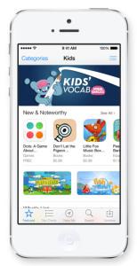 """Apple prezanton dyqanin e aplikacioneve""""Kids App Store"""" vetëm për fëmijët"""