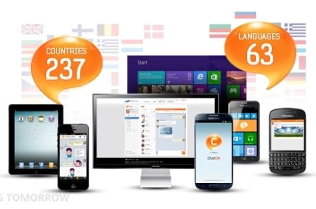 Samsung: Shërbimi ChatON ka arritur 100 milionë përdorues mujorë aktivë
