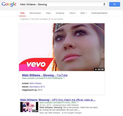Google në kërkim të mënyrave të reja për shfaqjen e videove muzikore të YouTube