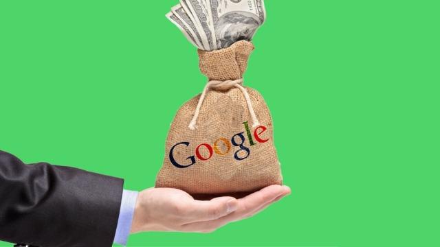 google takes