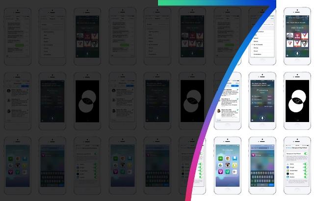 """Karakteristikat """"sekrete"""" më të mira në iOS 7"""