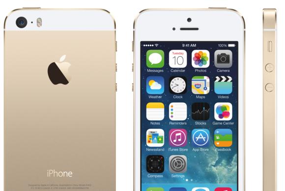 iPhone 5S përballë konkurrentëve (Grafik)