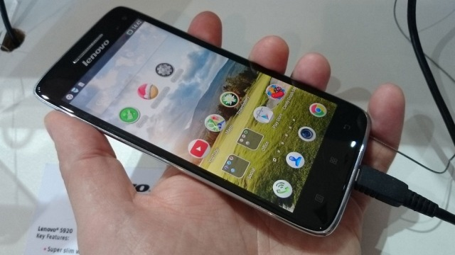 Lenovo sjell smartfonin 5-inç Vibe X