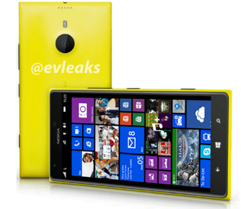 "Zbulohet pajisja e radhës Windows Phone ""Nokia Lumia 1520"""