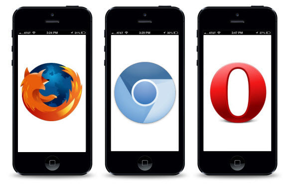 phone-browsers