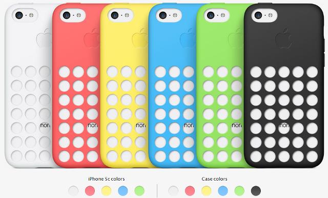 Ja se sa te vlefshëm janë kapakët e rinj të iPhone 5S dhe 5C