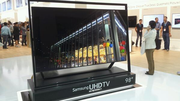 samsung tv 98inc