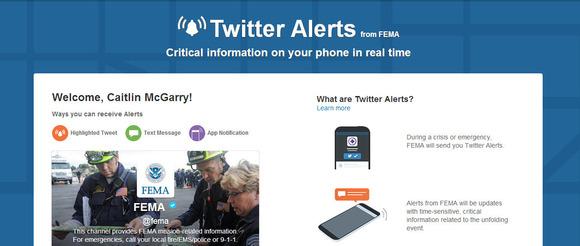 Twitter ofron opsionin e njoftimeve për gjendjet emergjente