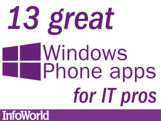 Top mjetet IT në Windows Phone