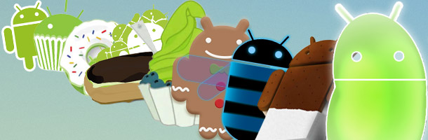 Jelly Bean rezulton i instaluar në gjysmën e pajisjeve Android