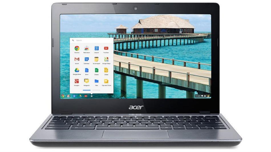 Acer prezanton pajisjen Chromebook C720
