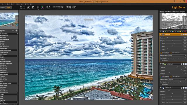 Programi LightZone, alternativë falas dhe e shkëlqyer për përpunimin e fotografive