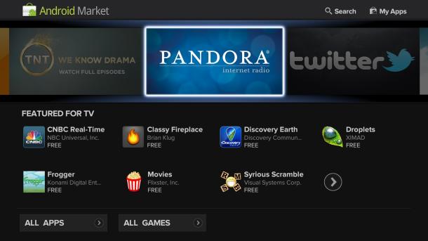 Lamtumirë Google TV, përshëndetje Android TV
