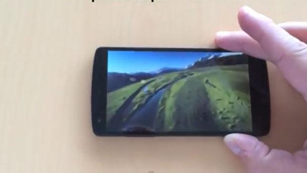 Zbulohet Google Nexus 5 në një video detajuese