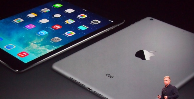 Apple prezanton iPad Air dhe nxjerr iPad 4 nga qarkullimi