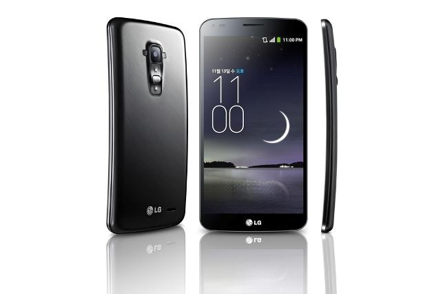 """LG paraqet G Flex, smartfonin e parë """"real"""" në botë që mund të lakohet"""