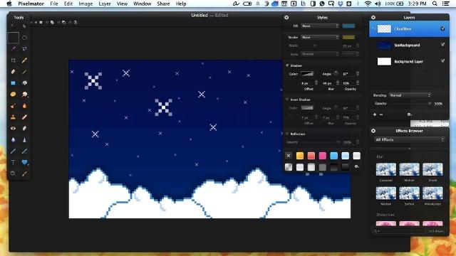 Pixelmator 3.0 është një zëvendësim i mirë për Photoshop-in