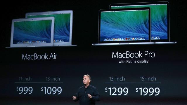 Apple zbulon linjën e re të kompjuterëve MacBook Pro