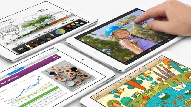 Si pozicionohet iPad Mini me Retina ndaj konkurrentëve