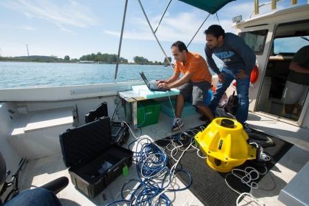 """Kërkuesit janë në zhvillim e sipër të një """"Rrjeti Wireless-i nënujor"""""""